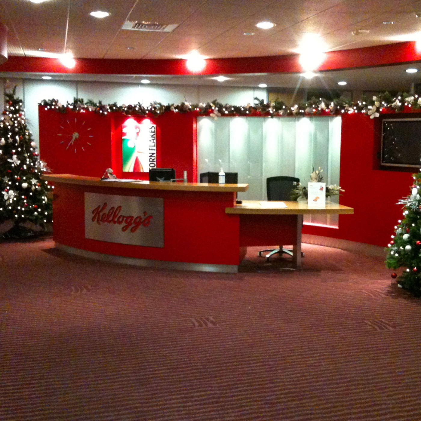 office xmas decorations. Christmas-Decorations-5 Office Xmas Decorations