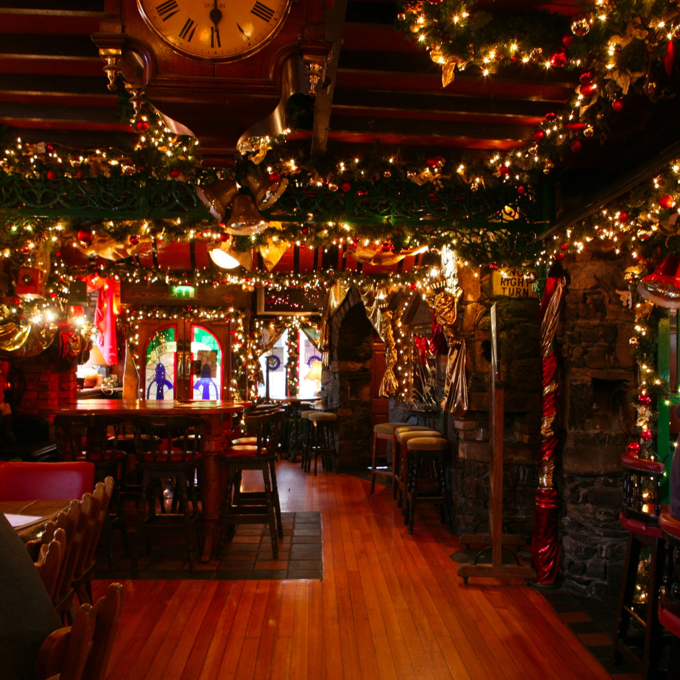 Christmas Decorating Companies Dublin